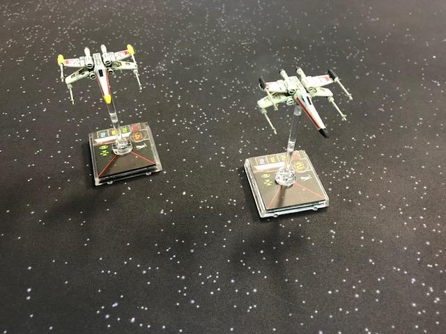 X-Wing solo mission: Blast thejammer