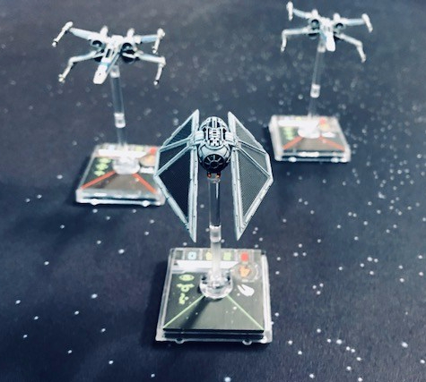 Tie Striker – another underrated ship