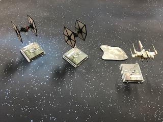 X-Wing Tavern Wars mission: Get therum