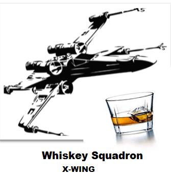 X-Wing Whiskey Squadron isborn