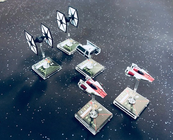 Mission: Whisky Squadron flies into an ambush