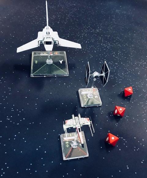 A Lambda-class Shuttlemission