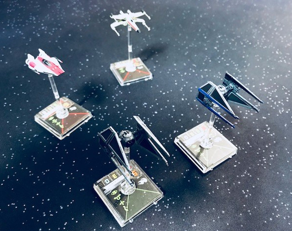 An X-Wing mission inspired by Wraith Squadron
