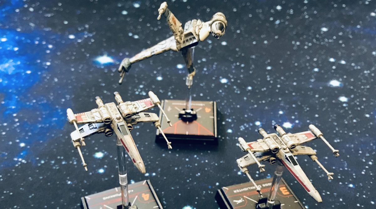 X-WING TAVERN WARS