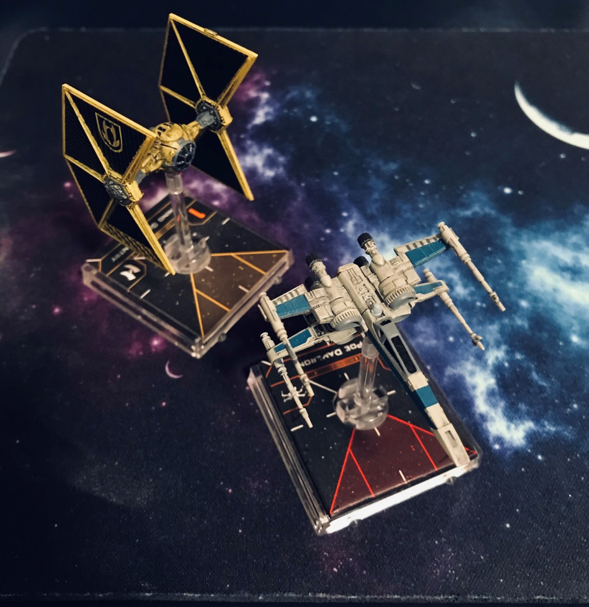 Skint: X-Wing with no upgrades